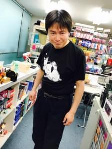 2017.12.25マーミーTシャツ④
