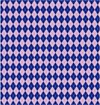 アーガイル ブルー×ピンク